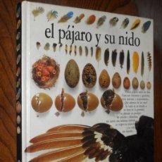 Libros de segunda mano: EL PAJARO Y SU NIDO - DAVID BURNIE. Lote 155875482