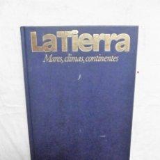 Libros de segunda mano: LA TIERRA MARES,CLIMAS CONTINENTES. Lote 155971150