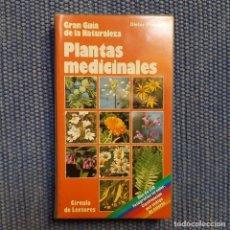 Libros de segunda mano - Gran Guía de la Naturaleza Plantas Medicinales - 156712610