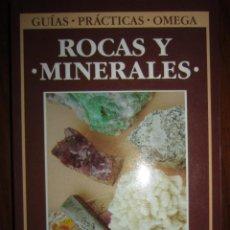 Libros de segunda mano: ROCAS Y MINERALES, DE PAT BELL Y DAVID WRIGHT. (EDS. OMEGA, GUÍAS PRÁCTICAS, 1987). Lote 156727922