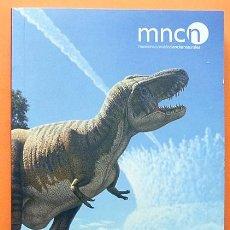 Libros de segunda mano: FÓSILES, EVOLUCIÓN HUMANA (VOL. I DE LA GUÍA DEL MUSEO NACIONAL DE CIENCIAS NATURALES) - 2013 -NUEVO. Lote 156729694