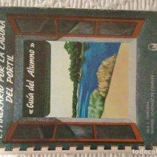Libros de segunda mano: ITINERARIO LAGUNA DEL PORTILLO 1985. Lote 156811658