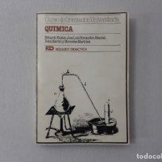 Libros de segunda mano de Ciencias: QUÍMICA, CURSO DE ORIENTACIÓN UNIVERSITARIA POR EDUARDO ENCISO (1978) - ENCISO, EDUARDO. Lote 156869649