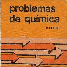 Libros de segunda mano de Ciencias: PROBLEMAS DE QUIMICA SERIE REVERTE DE PROBLEMAS M J SIENKO. Lote 156926014