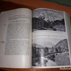 Libros de segunda mano: MAPA GEOLOGICO DE LA PROVINCIA DE HUESCA ESCALA 1:200.00 DE 1957. Lote 157324870