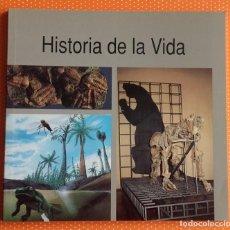 Libros de segunda mano: HISTORIA DE LA VIDA. CSIC. 1991. AGUIRRE, DIÉGUEZ, DORDA, MONTERO, MORALES, SANZ Y SORIA. 70 PÁGINAS. Lote 158267810