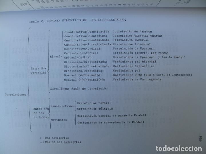 Libros de segunda mano de Ciencias: PROBLEMAS RESUELTOS DE ESTADÍSTICA DESCRIPTIVA Y PROBABILIDAD.- JUAN CARRO RAMOS.- EDIC. AUTOR. 1985 - Foto 10 - 157383590