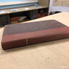 Libros de segunda mano de Ciencias: TABLAS DE LOS LOGARITMOS VULGARES POR VICENTE VÁZQUEZ QUEIPO. ENCUADERNADO. (1958).. Lote 158702644