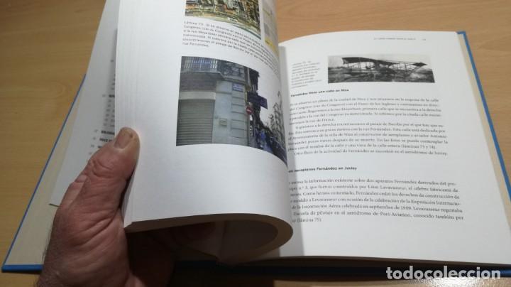 Libros de segunda mano de Ciencias: ANTONIO FERNANDEZ SANTILLANA - constructor de aeroplanos y aviador - VER FOTOS - Foto 12 - 158993522