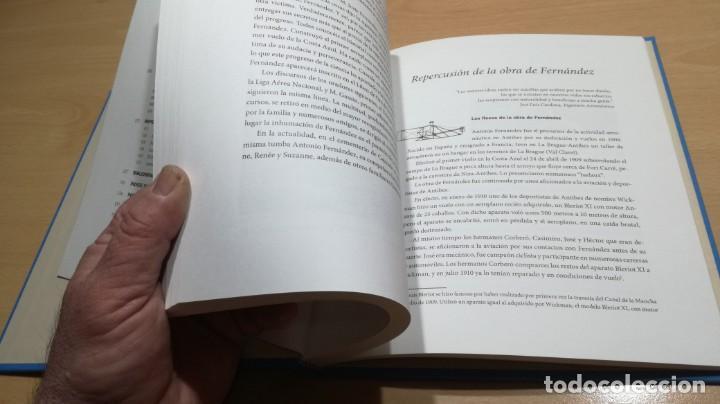 Libros de segunda mano de Ciencias: ANTONIO FERNANDEZ SANTILLANA - constructor de aeroplanos y aviador - VER FOTOS - Foto 13 - 158993522