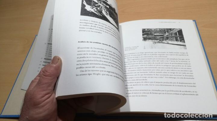 Libros de segunda mano de Ciencias: ANTONIO FERNANDEZ SANTILLANA - constructor de aeroplanos y aviador - VER FOTOS - Foto 15 - 158993522