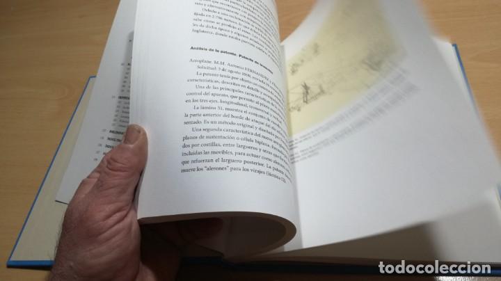 Libros de segunda mano de Ciencias: ANTONIO FERNANDEZ SANTILLANA - constructor de aeroplanos y aviador - VER FOTOS - Foto 16 - 158993522