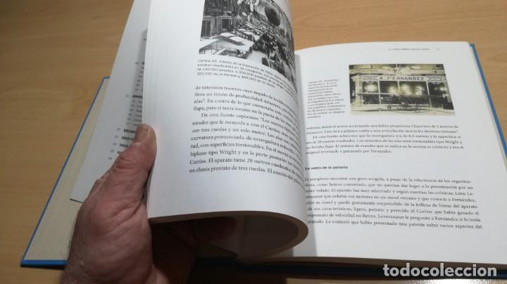 Libros de segunda mano de Ciencias: ANTONIO FERNANDEZ SANTILLANA - constructor de aeroplanos y aviador - VER FOTOS - Foto 19 - 158993522