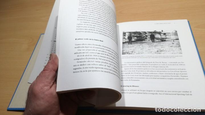 Libros de segunda mano de Ciencias: ANTONIO FERNANDEZ SANTILLANA - constructor de aeroplanos y aviador - VER FOTOS - Foto 24 - 158993522