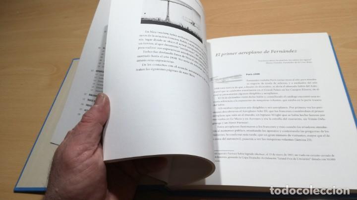 Libros de segunda mano de Ciencias: ANTONIO FERNANDEZ SANTILLANA - constructor de aeroplanos y aviador - VER FOTOS - Foto 25 - 158993522