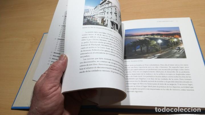Libros de segunda mano de Ciencias: ANTONIO FERNANDEZ SANTILLANA - constructor de aeroplanos y aviador - VER FOTOS - Foto 26 - 158993522