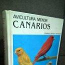 Libros de segunda mano: AVICULTURA MENOR. CANARIOS. COMPANY-MARCH-MASSAGUE. EDICIONES MARZO80 1992. ILUSTRADO. . Lote 159196982