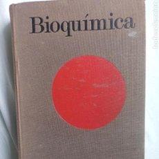 Libros de segunda mano de Ciencias: LIBRO BIOQUÍMICA. LEHNINGER.1972. Lote 159224466