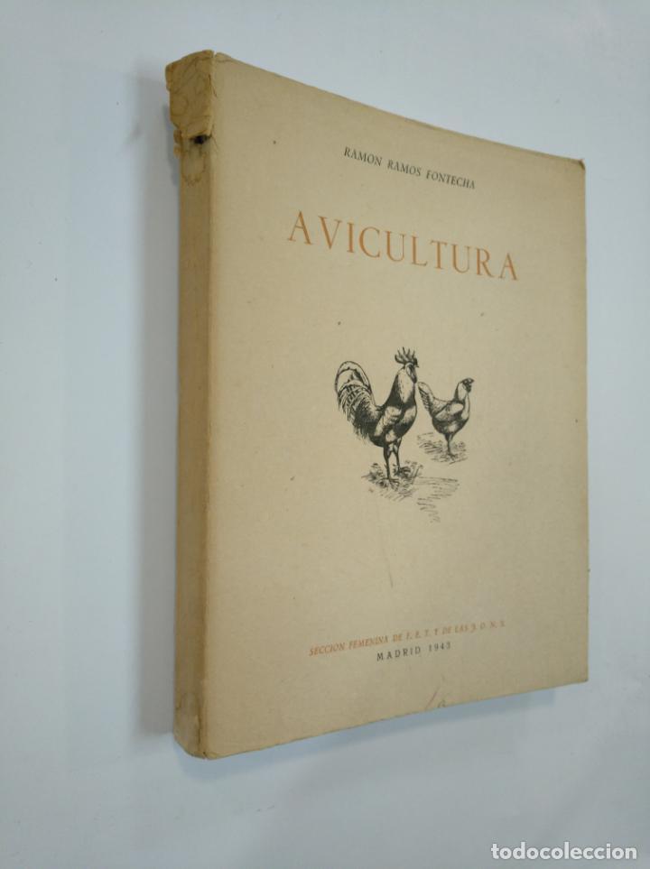 Libros de segunda mano: AVICULTURA. - RAMON RAMOS FONTECHA. - 1943. SECCION FEMENINA DE F.E.T. Y DE LAS J.O.N.S. TDK382 - Foto 3 - 159473666