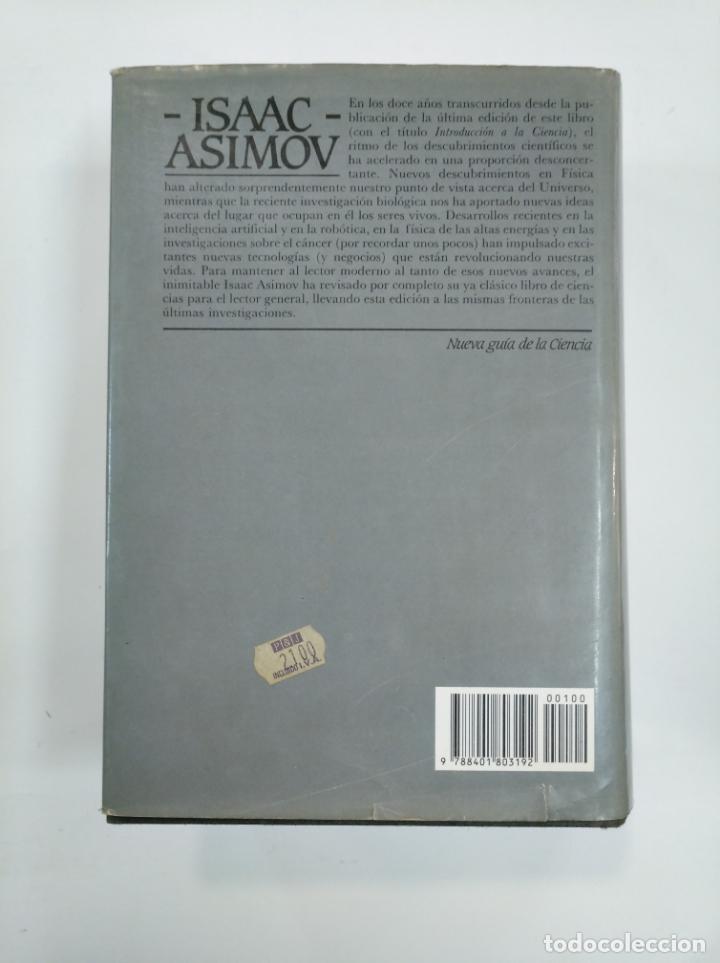 Libros de segunda mano de Ciencias: NUEVA GUIA DE LA CIENCIA. ISAAC ASIMOV. PLAZA & JANES. TDK383 - Foto 2 - 159551766