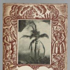 Libros de segunda mano: LA BOTÁNICA MENORQUINA, POR PEDRO MONTSERRAT RECODER. AÑO 1957. (MENORCA.9.7). Lote 160150110