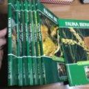 Libros de segunda mano: ENCICLOPEDIA SALVAT FAUNA IBÉRICA Y EUROPEA 8 TOMOS - FÉLIX RODRIGUEZ DE LA FUENTE. Lote 160186342