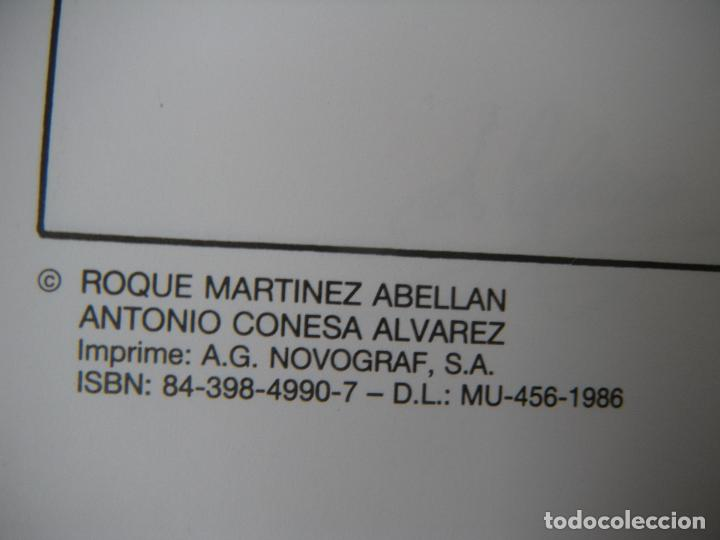 Libros de segunda mano: ESTUDIO DIDÁCTICO DE LA FLORA Y FAÚNA DE UNA COMARCA JUMILLA - YECLA. MURCIA - Foto 2 - 160388402