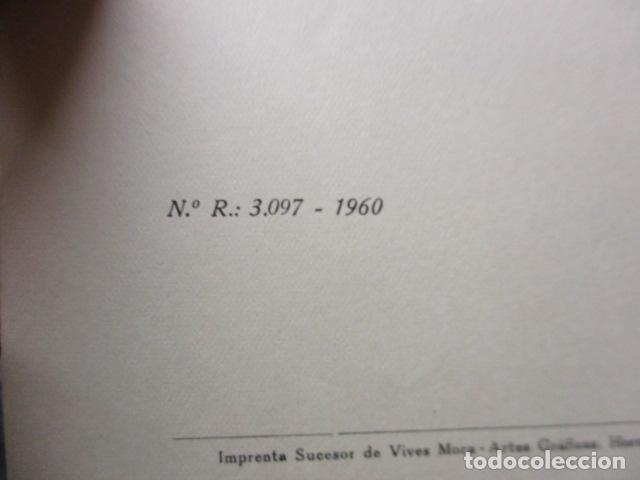 Libros de segunda mano de Ciencias: FISICA Y QUIMICA (CUARTO CURSO DEL BACHILLERATO ELEMENTAL PLAN 1957). - Foto 12 - 160431918