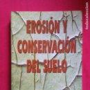 Libros de segunda mano: EROSION Y CONSERVACION DEL SUELO-R.P.C.MORGAN.. Lote 160511246