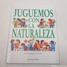 Libros de segunda mano: JUGUEMOS CON LA NATURALEZA - ANNA CURTIS - ARM07. Lote 160639092