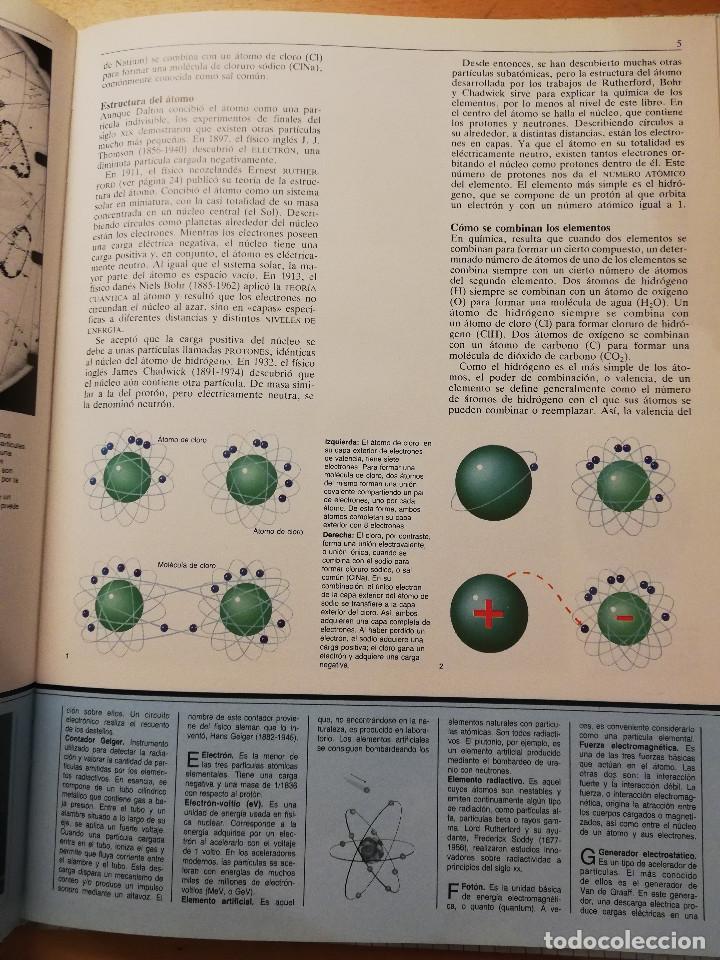 Libros de segunda mano de Ciencias: LA MATERIA Y EL ÁTOMO (ROBIN KERROD) VIDORAMA - Foto 8 - 160672670