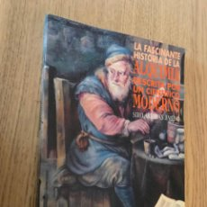 Libros de segunda mano de Ciencias: LA FASCINANTE HISTORIA DE LA ALQUIMIA DESCRITA POR UN CIENTIFICO MODERNO, SIRO ARRIBAS JIMENO, 1991. Lote 160964922