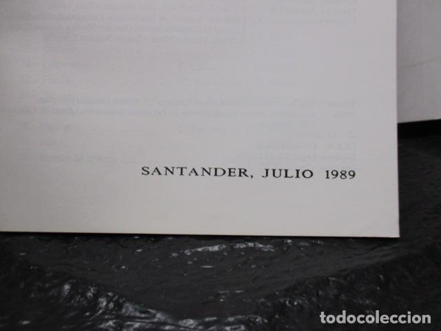 Libros de segunda mano: Las Cuevas con Arte Paleolitico en Cantabria / DIFICIL - Foto 8 - 161024474