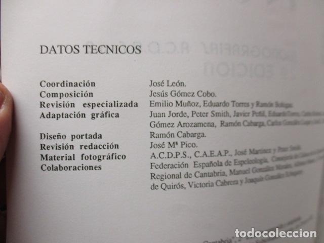 Libros de segunda mano: Las Cuevas con Arte Paleolitico en Cantabria / DIFICIL - Foto 9 - 161024474