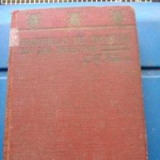 Libros de segunda mano: MARAVILLAS DEL INSTINTO EN LOS INSECTOS. Lote 161034614