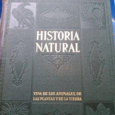 Libros de segunda mano: HISTORIA NATURAL. Lote 161081554