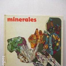Libros de segunda mano: MARAVILLAS DE LA NATURALEZA. MINERALES. SALVAT . Lote 161499422