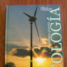 Libros de segunda mano: LIBRO ATLAS NUESTRO PLANETA ECOLOGÍA - CULTURAL SA. Lote 161723766