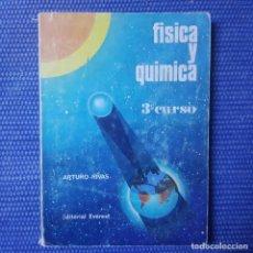 Libros de segunda mano de Ciencias: FÍSICA Y QUÍMICA, 3 CURSO. Lote 161873762