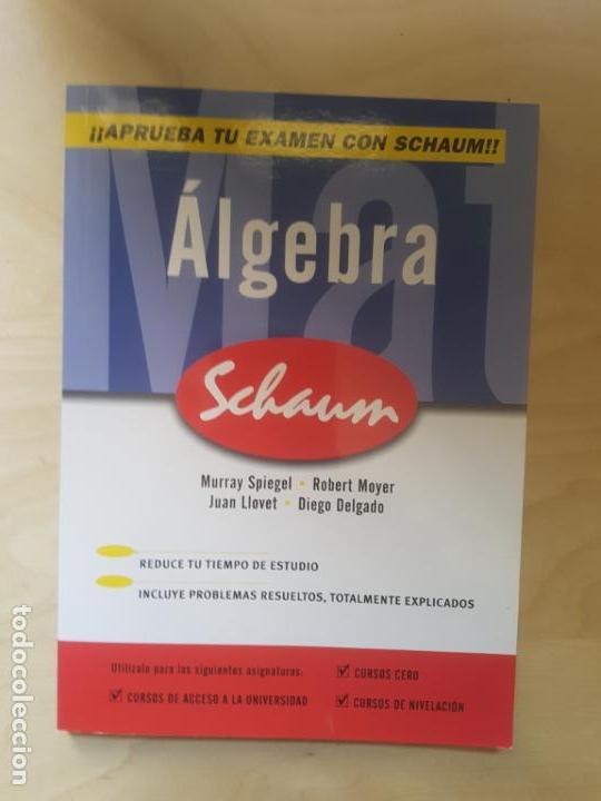 ALGEBRA. VVAA. MC GRAW HILL. 2004 (Libros de Segunda Mano - Ciencias, Manuales y Oficios - Física, Química y Matemáticas)