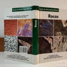 Livros em segunda mão: ROCAS. 113 GRUPOS DE ROCAS CON NUMEROSAS VARIEDADES... MARESCH, WALTER. MEDENBACH, OLAF. . Lote 162112982