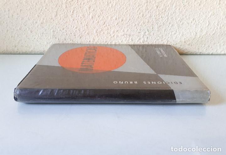 Libros de segunda mano de Ciencias: MATEMÁTICAS 6 CURSO DE BACHILLERATO (PLAN 1957) / EDICIONES BRUÑO 1965 - Foto 3 - 162474166