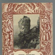 Libros de segunda mano: BREVE RESUMEN DE GEOLOGÍA MENORQUINA, POR RAFAEL SALORD BARCELÓ. AÑO 1955. (MENORCA.11.7). Lote 162918642
