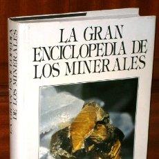Livros em segunda mão: LA GRAN ENCICLOPEDIA DE LOS MINERALES POR RUDOLF DUDA Y LUBOS REJL DE ED. SUSAETA EN PRAGA 1990. Lote 158403609
