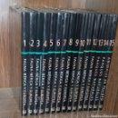 Libros de segunda mano: FAUNA IBERICA - RODRIGUEZ DE LA FUENTE - 15 TOMOS COMPLETA - ARM15. Lote 163938714