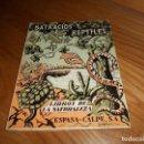 Libros de segunda mano: BACTRACIOS Y REPTILES ESPASA CALPE. Lote 164138018