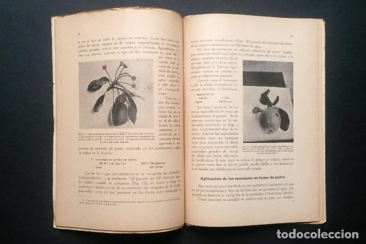 Libros de segunda mano: A174.- TRATAMIENTOS CONTRA LAS PLAGAS DE LOS CULTIVOS.- ANTONIO BERTRAN - Foto 4 - 165345830