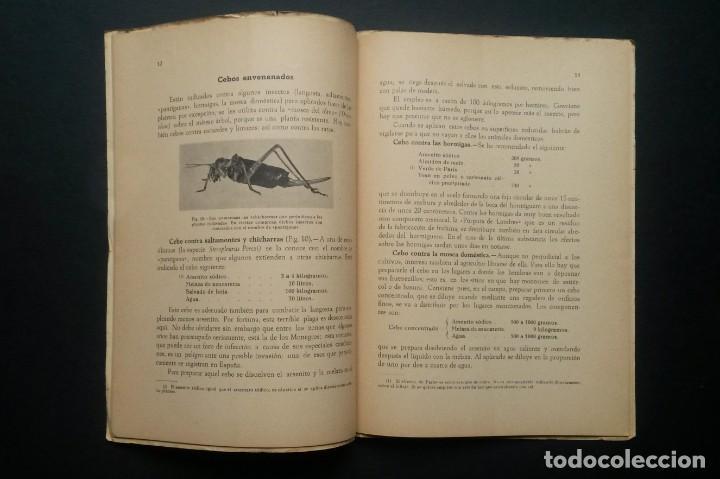 Libros de segunda mano: A174.- TRATAMIENTOS CONTRA LAS PLAGAS DE LOS CULTIVOS.- ANTONIO BERTRAN - Foto 5 - 165345830