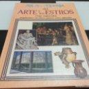 Libros de segunda mano: ATLAS SOPENA DEL ARTE Y LOS ESTILOS 1990 . Lote 165748706