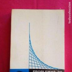Libros de segunda mano de Ciencias: PROBLEMAS DE ALGEBRA LINEAL.- TOMO I.- E- TEBAR FLORES.. Lote 165828334